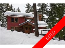 Alpine Meadows Chalet for sale:  4 bedroom 2,069 sq.ft. (Listed 2012-01-24)